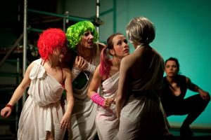 "Commedia dell'arte ""Lysistrata"""